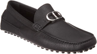 Christian Dior Leather Loafer