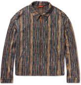 Missoni Cotton-Blend Blouson Jacket