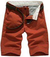 SiYang Man Men's Performance Series Extreme Comfort Short(No Belt)