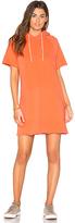 Cotton Citizen The Milan Cut Off Dress in Orange. - size M (also in S)