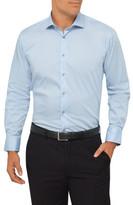Calvin Klein Slim Fit Cotton Spandex Business Shirt