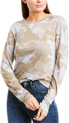 Zadig & Voltaire Willy Camo Top