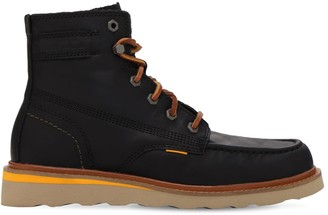 Caterpillar Jackson Moc Leather Boots
