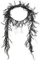 Brunello Cucinelli Beaded Wrap Necklace