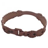 Chloé Pink Leather Belt