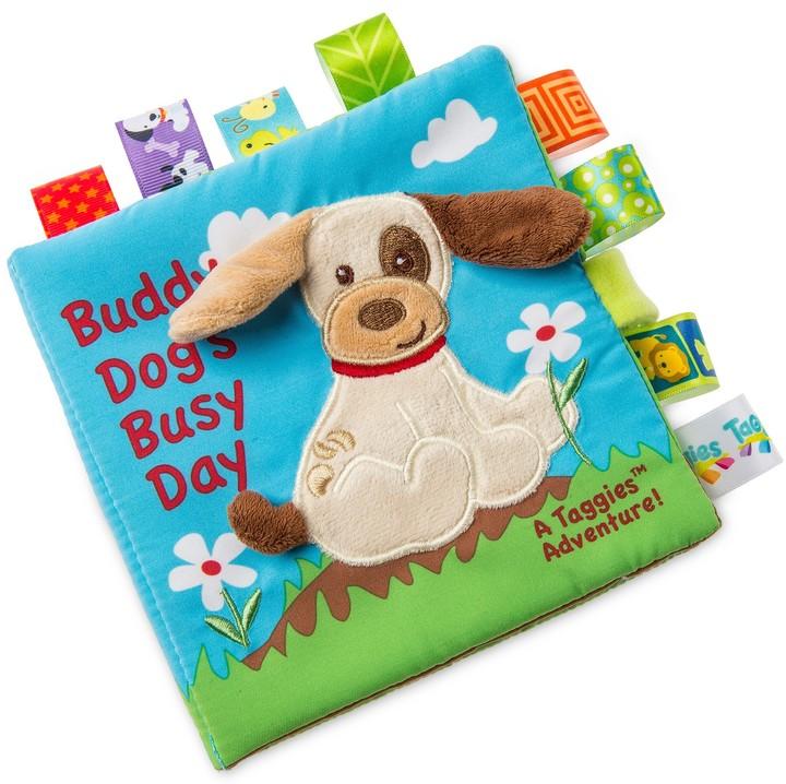 TaggiesTM &Buddy Dog's Busy Day& Soft Book