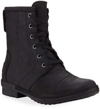 UGG Ashbury Water-Resistant Combat Boots