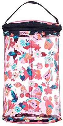 Vera Bradley Lotion Bag (Rosy Garden Picnic) Handbags