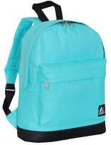 Everest Junior Backpack 10452 (Set of 2) - Aqua Blue/Black Back to School