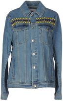 MSGM Denim outerwear - Item 42547538