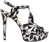 GUESS Kymma2 Black/White Sandal