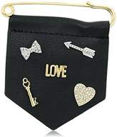 BCBGeneration Love Brooches and Pin