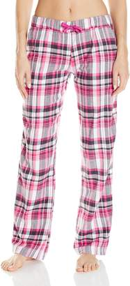 Bottoms Out Women's Cotton Flannel Pajama Pant