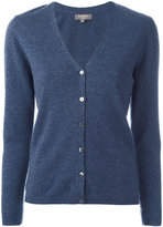 N.Peal cashmere classic cardigan - women - Cashmere - XS