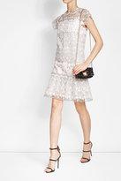 Giambattista Valli Embroidered Cotton Dress