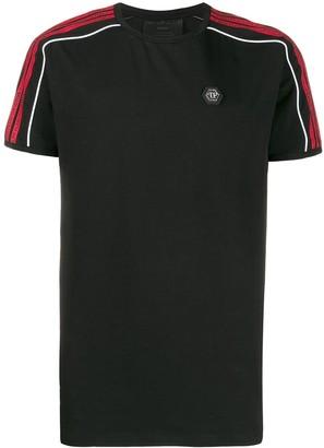 Philipp Plein striped T-shirt