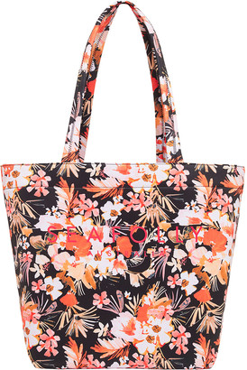 Seafolly Bora Bora Flora Neoprene Beach Tote Bag