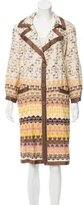 Missoni Patterned Knit Jacket