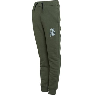 DFND London Boys Bamehurst Joggers Khaki