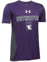 Under Armour Boys' Northwestern UA TechTM CB T-Shirt