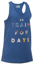 Under Armour Girls' Train For Days Tank - Little Kid, Big Kid
