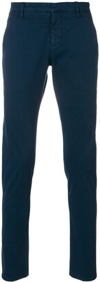 Dondup Fitted Tailored Trousers