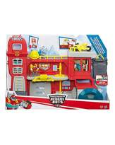 Playskool Transformers Robot Rescue Bot HQ