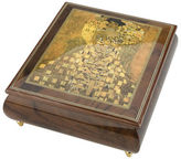 Ercolano NEW Adele Bloch-Bauer Musical Jewellery Box