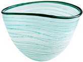 Cyan Design Swirly Bowl