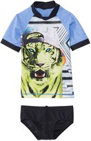 Tiger Joe Boys' Cosmic Jungle Rashguard Set (6mos4yrs) - 8133212