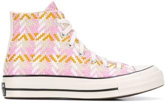Converse Culture Weave Chunk 70 sneakers