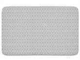 uneekee Small But Oh My Bathroom Rugs: Incrediby Soft Memory Foam Spa Quality