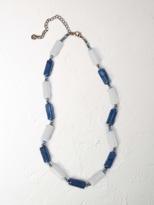 White Stuff Story necklace