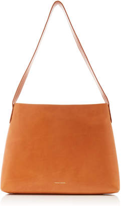 Mansur Gavriel Small Hobo Leather Shoulder Bag