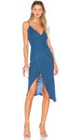 Donna Mizani Leona Hi Low Dress