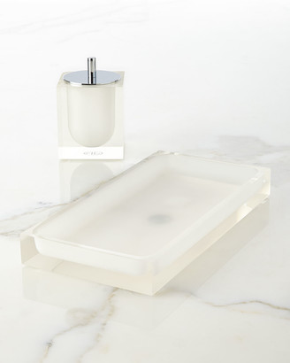 Jonathan Adler White Hollywood Bath Tray