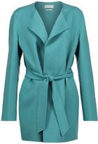 Max Mara Belted Wool And Angora-Blend Felt Coat
