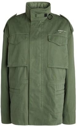 Off-White Padded Military Jacket