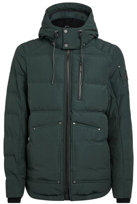 Moose Knuckles Ultra-Lightweight Down Jacket