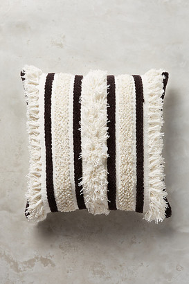 """Anthropologie Textured Indira Pillow By in Assorted Size 20"""" SQ"""
