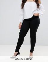 Asos 'SCULPT ME' Premium Jeans In Clean Black