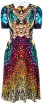 Mary Katrantzou printed flared dress