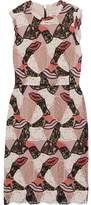 Emilio Pucci Patchwork Lace Dress