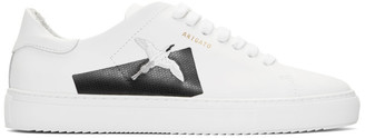 Axel Arigato White Birds Clean 90 Sneakers