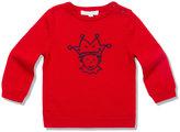 Marie Chantal Baby BoyMini Merino Tino Sweater