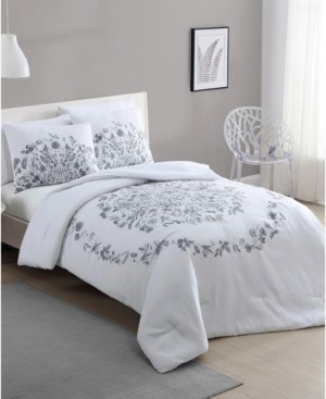 Vcny Home Lauren 2-Pc. Twin Xl Duvet Cover Set Bedding