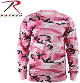 Rothco Kids Long Sleeve CamoT-shirt, - X Large