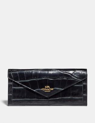 Coach Soft Wallet