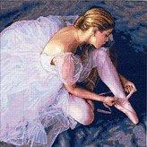 Dimensions Needlecrafts Counted Cross Stitch, Ballerina Beauty