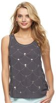 Juicy Couture Women's Embellished Tank